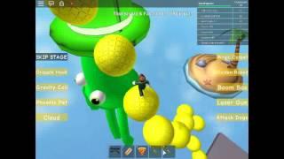 Roblox Escape Foxy Obby - Manu