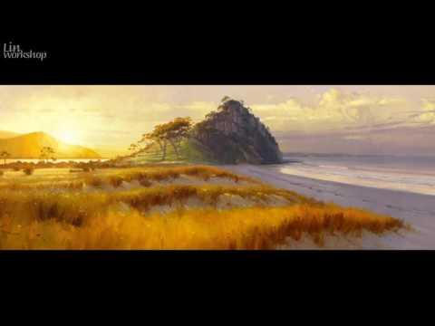 William Trost Richards (1833-1905) - American Landscape Painter
