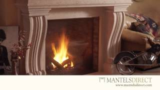 Mantels Direct Stone Fireplace Mantels | Roi3