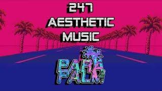 Para Palm Radio (24/7 Vaporwave / Synthwave / Future Funk Music Livestream)