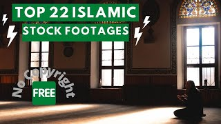[ No Copyright ] Top 22 Islamic Stock Footages | Royalty Free Footage | BDFreeMedia | Package-2