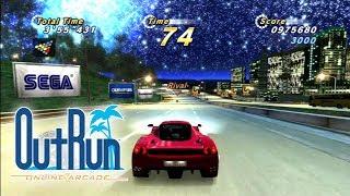 Outrun Online Arcade - Goal D (PS3)