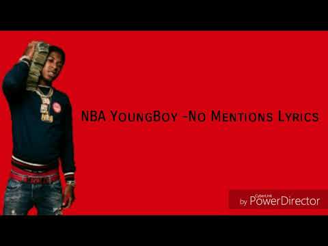 nba-youngboy---no-mentions(lyrics)