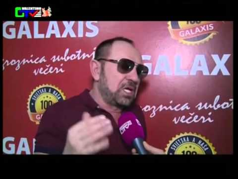 Mile Kitic - Intervju - (Diskoteka Galaxis) - (Otv Valentino 2016)