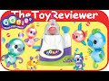Oonies S1 Starter Pack Balloon Inflator Decorate Games Sticky Unboxing Toy Review by TheToyReviewer