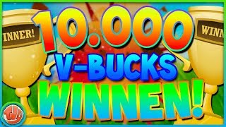 [LIVE] 10,000 V-BUCKS WIN IN TOURNAMENT!!! -Fortnite: Battle Royale