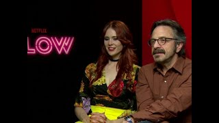 Big hair and power ballads - 'GLOW' celebrates the '80s