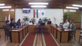 2018.01.15. - Záhony Város Képviselő-testületi ülése thumbnail