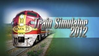 Railworks 3 Train Simulator 2012 Gameplay (HD)