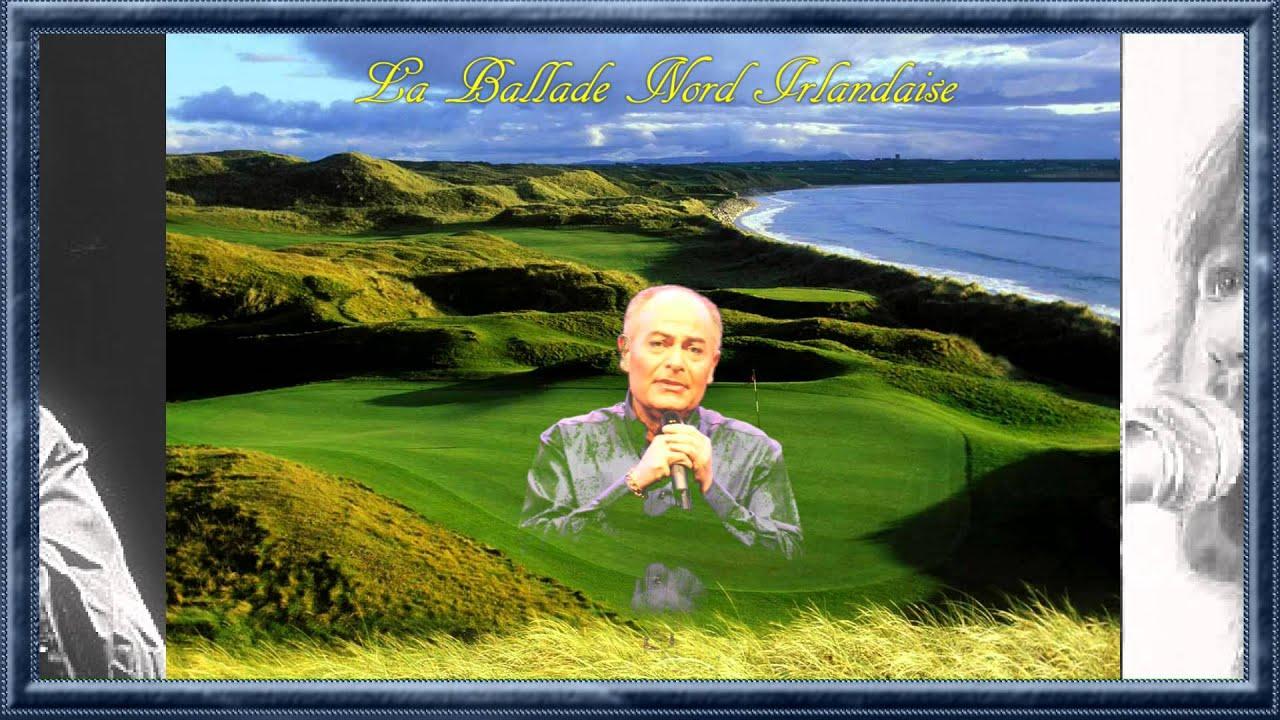 la chanson la ballade nord irlandaise