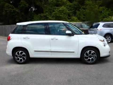 2014 fiat 500l pensacola fl youtube for Frontier motors inc pensacola fl