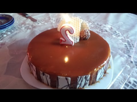 طريقة تحضير موس الشوكولاطة / Gâteau mousse au chocolat