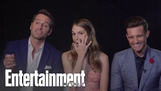 Younger's Sutton Foster: She'll Explore Both Sides Of The Love Triangle | Entertainment Weekly