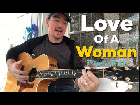 Love of a Woman | Travis Tritt | Beginner Guitar Lesson