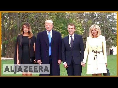 🇫🇷 🇺🇸 France's Macron begins first state visit with Trump | Al Jazeera English