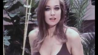 Valerie Leon Hai Karate Aftershave Commercial  - Swimming Pool Holiday
