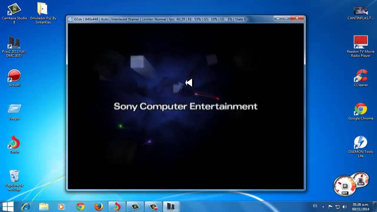 descargar e instalar emulador de ps2 para pc youtube