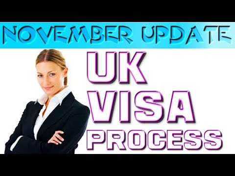 NEW UK VISA PROCESS: NOVEMBER 2018 UPDATE | UK VISA || UK IMMIGRATION| | UKVI | | UKBA | 2018 HD