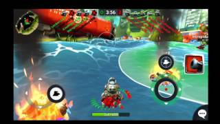 First look to Android Gameplay: Battle Bay/ Rovio Entertainment creator of Angry Birds