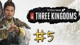 Let's Play Total War Three Kingdoms #5: Tyrannenmord (Regel: Keine Echtzeitschlachten / Angespielt)