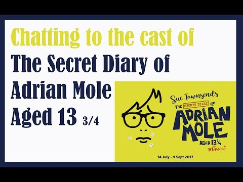The Secret Diary Of Adrian Mole Aged 13 34