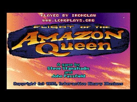 Amiga 500 Longplay [057] Flight of the Amazon Queen