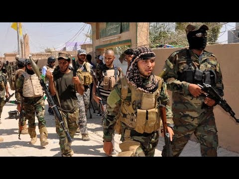 """Inside Baghdad's Brutal Battle Against ISIS"": In Chaos of Post-Invasion Iraq, Militias Take Hold"