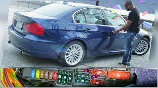 Dead BMW Remote Key Fob? No Problem! Quick & Free DIY Fix!