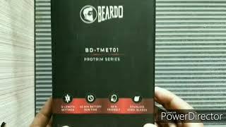 Beardo BD-TMET01 Best Trimmer Under 650 Rs Unboxing & Quick Review