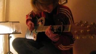 Acoustic Guitar Original Recorded in May 2011, Passau.