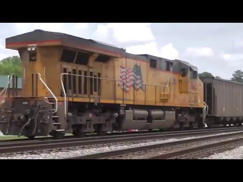 NORFOLK SOUTHERN TRAINS IN MABLETON AND AUSTELL,GA. 6-4-2014