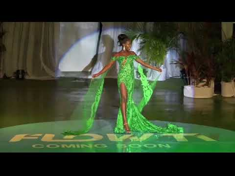 MISS CARIBBEAN CULTURE PAGEANT 2017 EVENING WEAR SEGMENT
