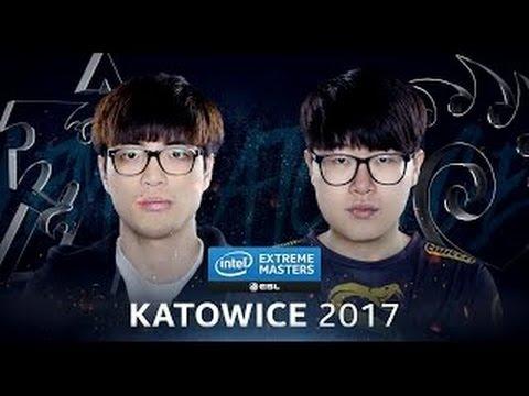 StarCraft II   ByuN vs  Solar [TvZ]   Group A   IEM Katowice 2017