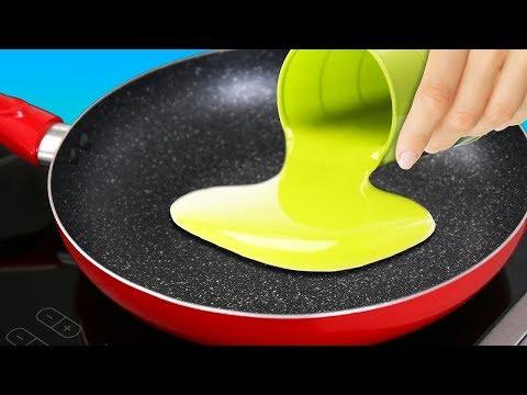 31 حيلة للطهي ستصيبك بالدهشة