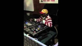 DJ Kabila at 033 Lifestyle