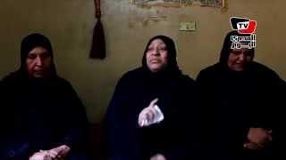 عائلة «ضحية الأقصر»: «لوإبننا مسجل خطر.. ليه مدير الأمن حضر عزاؤه؟»