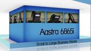 Aastra® 6865i - Par Connexing