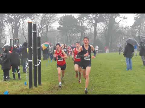 Inter Boys Kent Schools Cross Country Championships 20012018