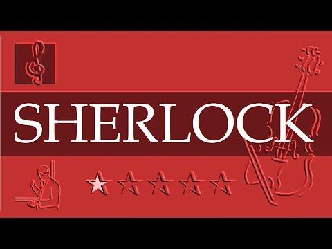 Violin Notes Tutorial - Sherlock's Theme - BBC (Sheet Music)