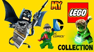 MY LEGO DC COMICS MINIFIGURE COLLECTION! (2016)