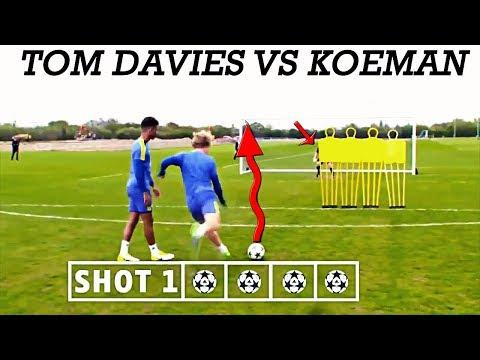 Goals Recreated ft. Everton Players Deulofeu,Holgate,Tom Davies