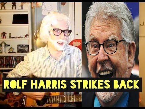 Rolf Harris Tie Me Kangaroo Down Parody