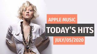 Today's Hits iTunes Apple Music Chart July 05, 2020 - itunes charts today south africa