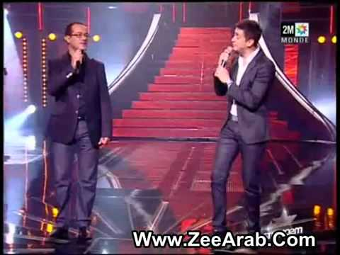 Bachir Abdou Ft Saad Lmjered Sur Studio 2M 2011   استوديو دوزيم 2011   YouTube