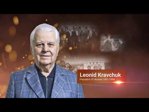 The Everlasting Present - Ukraine 30 years of InDependence