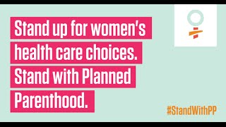 Republicans Fail To Defund Planned Parenthood. For Now...