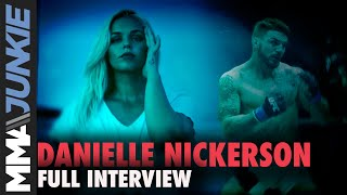 Ex-wife of UFC's Mike Perry speaks out on alleged domestic violence | Full interview