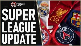 European Super League ANNOUNCEMENT | Football Terrace Reacts #europeansuperleague