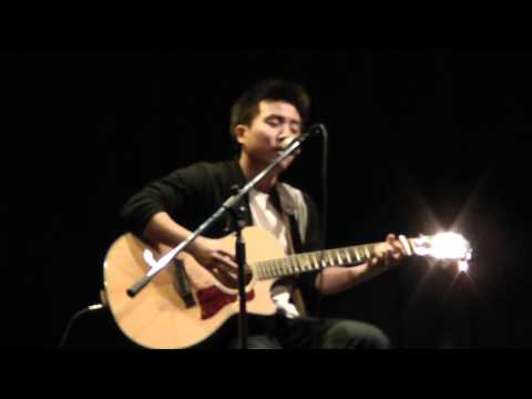 David Choi - That Girl LIVE In Malaysia HD