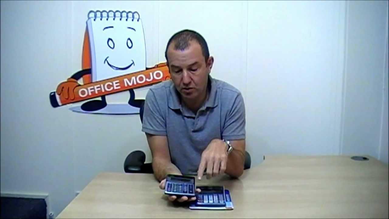 Casio MS 80 VER  Calculator